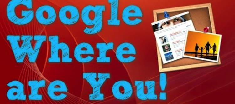 How to be found on Google using iWeb