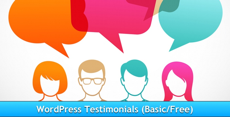 New Testimonial Plugin for WordPress