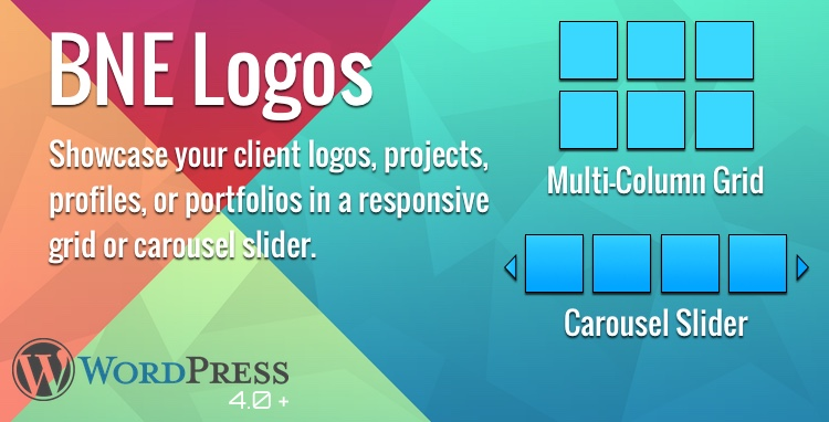 New WordPress Plugin – Logos