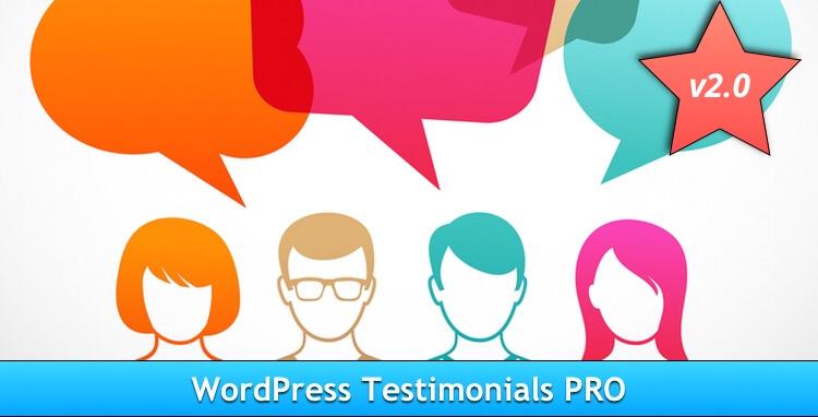 BNE Testimonials Pro v2.0 Released