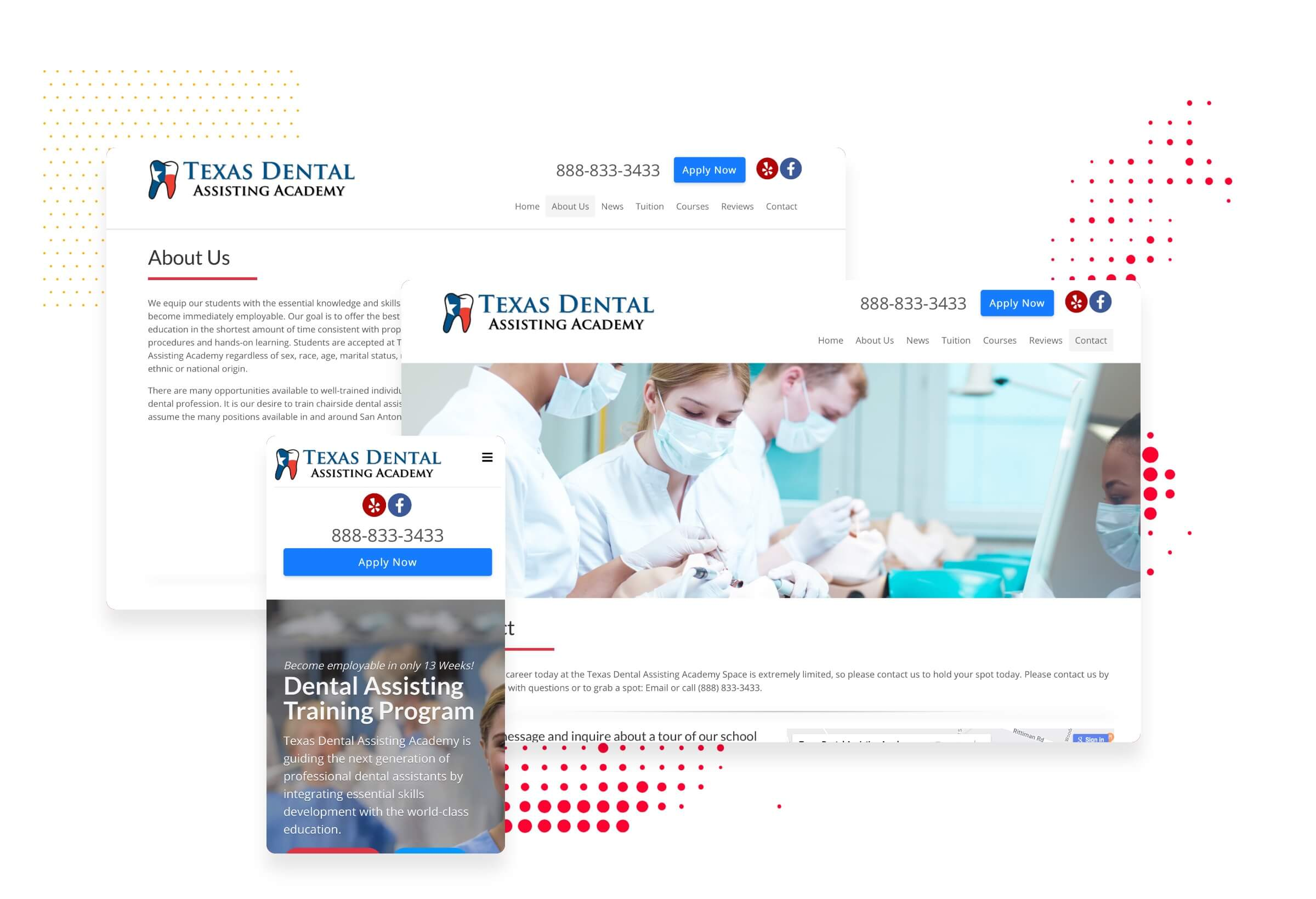 Texas Dental Assisting Academy